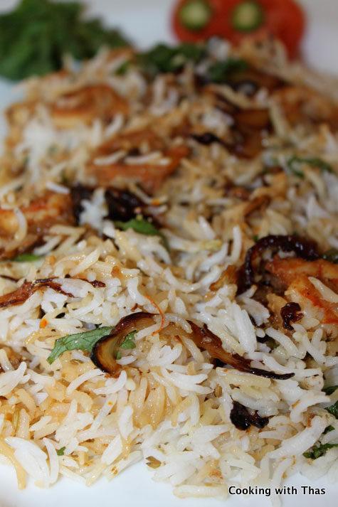 how to eat raita with biryani