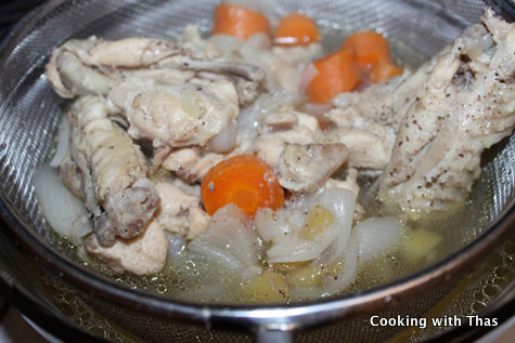 chinese chicken stock recipe ingredients